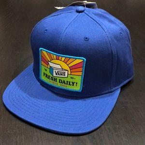Vans Fresh Day Hat Flat Bill